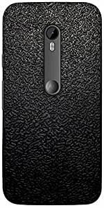 Snoogg distorted formations Hard Back Case Cover Shield For Motorola G 3rd generation (Moto G3)