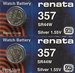 renata SR44W (357) Battery
