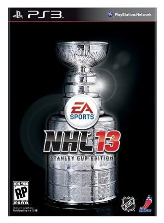 NHL 13 Collectors Edition