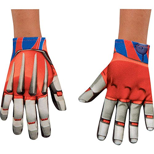 Transformers: Optimus Prime Kids Gloves - One Size