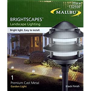 Click to buy Malibu Outdoor Lighting: Malibu Low Voltage Landscape Garden Pathway Light from Amazon!