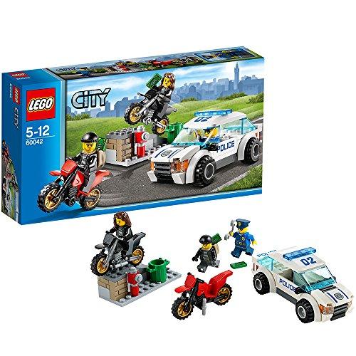 LEGO City Police 60042 - Inseguimento ad Alta Velocità