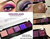 NEW Cosmetics Eye shadow Color Makeup DREAMLAND GLITTER Eyeshadow Palette