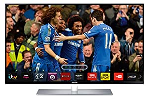 Samsung UE48H6700 48-inch Widescreen Full HD 1080p 3D Slim LED Smart TV with Quad Core Processor and Freeview HD (discontinued by manufacturer)