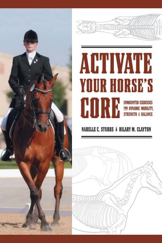 Activate Your Horse's Core: Unmounted Exercises for Dynamic Mobility, Strength & Balance: Narelle C. Stubbs and Hilary M. Clayton: 9780974767017: Amazon.com: Books