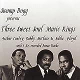echange, troc Arthur Conley, Bobby Mcclure, Eddie Floyd - Swamp Dogg Presents the Three Sweet Soul Music