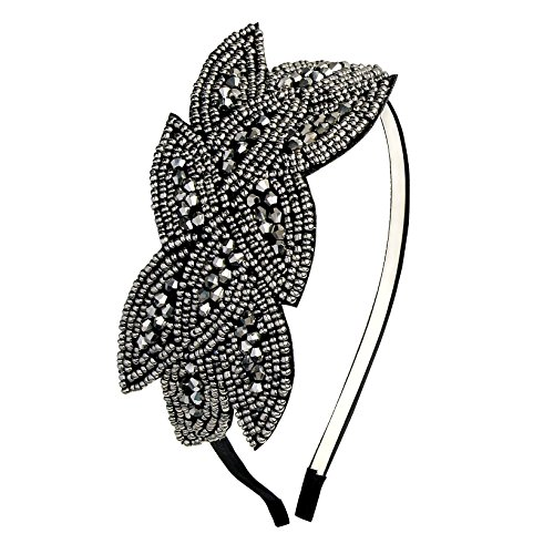 Cougars-Choice-Art-Deco-Headpiece-Flapper-Headband-1920s-Headpiece-Black-Rhinestone-Headband-for-Women