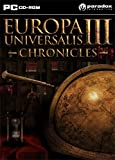 Europa Universalis III - Chronicles (PC) (CD-ROM)