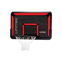 Buy Lifetime 44 in. Backboard Rim Combo by Lifetime