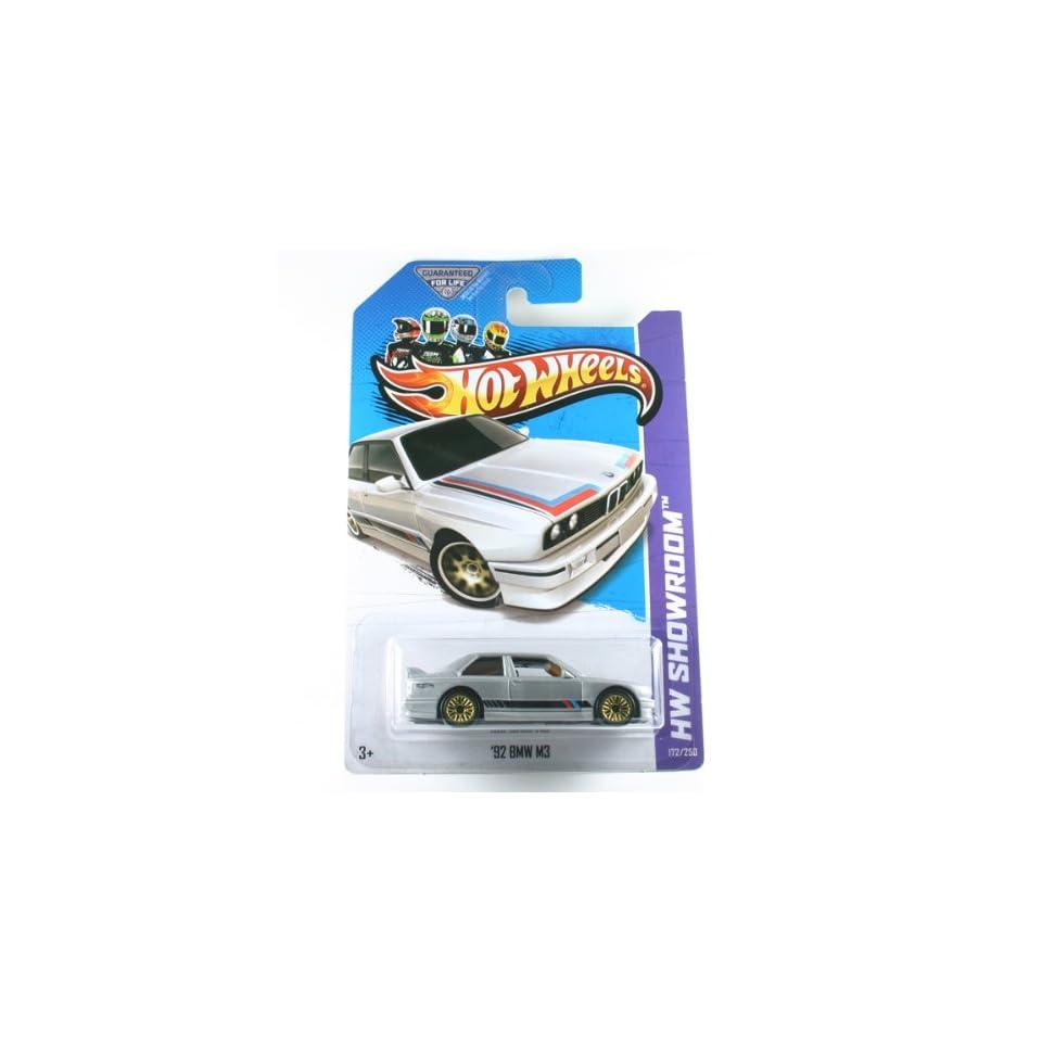2013 Hot Wheels 92 BMW M3 172/250   Rare
