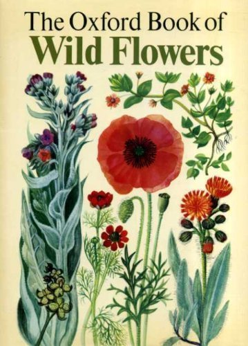 Oxford Book of Wild Flowers