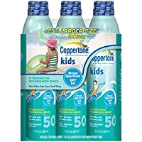 Coppertone Kids Continuous Spray 50SPF - 3/7.5oz. Cans from Coppertone