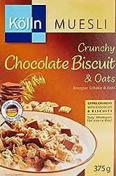 Kolln Chocolate Biscuit Oats Muesli, 375g