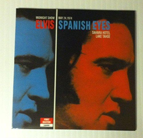 Elvis Presley - Spanish Eyes (Soundboard 5-24-74) - Zortam Music