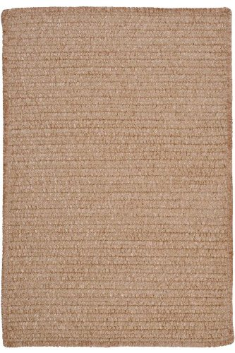 Allusion Area Area Rug, 10' SQUARE, SAND BAR