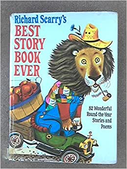 Richard scarrys best first book ever