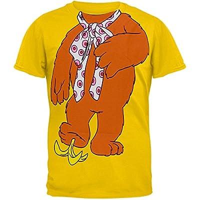 Muppets - Fozzie Body Costume T-Shirt