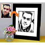 Gift For Father | Gift For Him | Gift For Father On His Birthday | Photo Frame(11x9)inch With Personalized Photo...