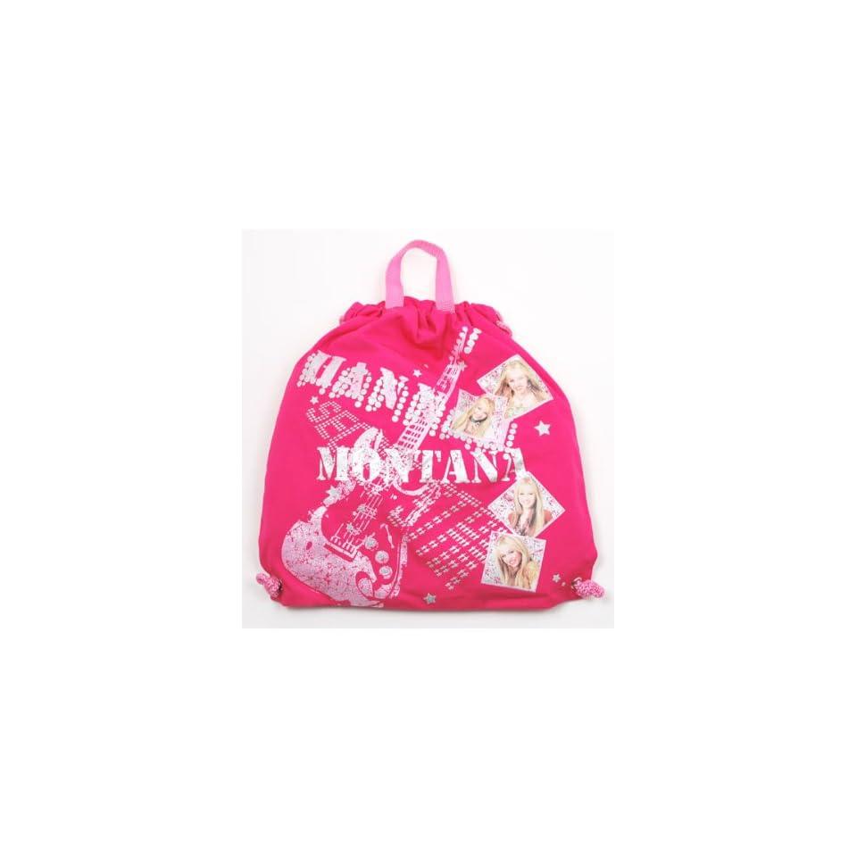 517c5b9c36 Hannah Montana Glamour Drawstring Bag one color