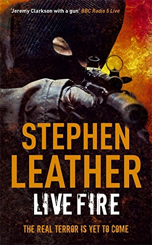 Live Fire (Dan Shepherd, #6)