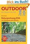 Naturparkweg E9A von Ratzeburg nach A...