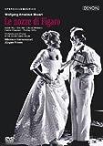 モーツァルト:歌劇《フィガロの結婚》チューリヒ歌劇場1996年 [DVD]