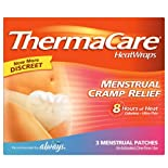 Therma Care HeatWraps, Menstrual, 3 wraps