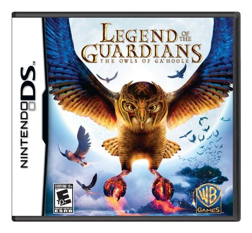 Legend of the Guardians: The Owls of Ga'Hoole - Nintendo DS - 1