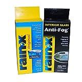 Rain-X Glass Treatment & Anti-Fog Combo