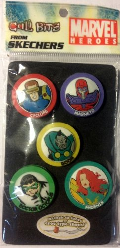 Marvel Heroes Set 1 Cali Bits