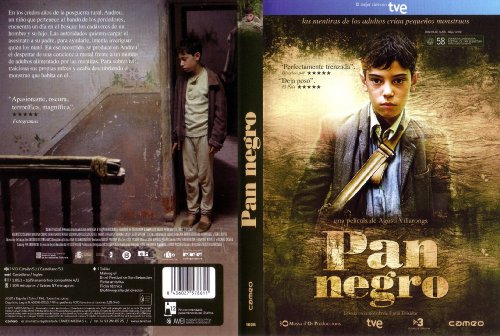 Pa Negre (Pan Negro) (Bonus Edition) (2010) Director: Agustí Villaronga (Span (Pan Negro compare prices)