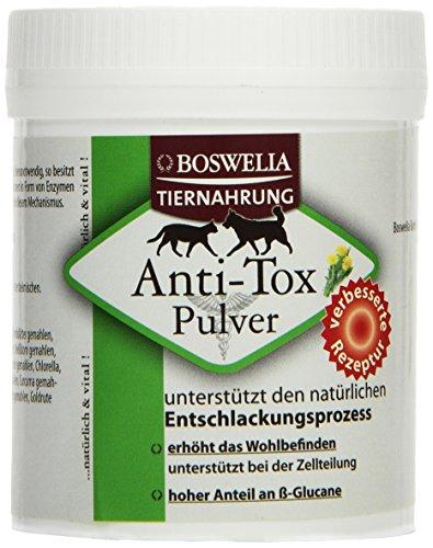 Artikelbild: Boswelia AntiTox Pulver 100 g mit Dosierlöffel, 1er Pack