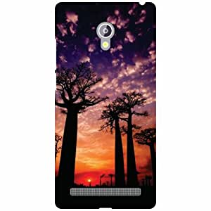 Asus Zenfone 6 A601CG Back Cover - Scenic Designer Cases