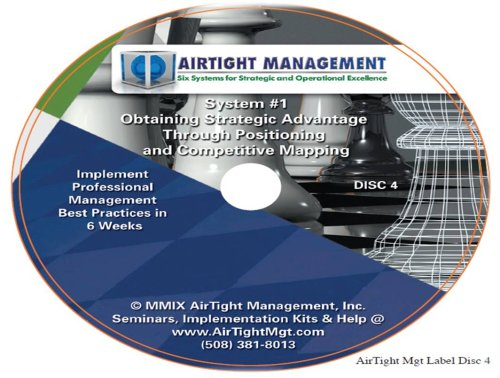 AirTight Management: Obtaining Strategic Advantage