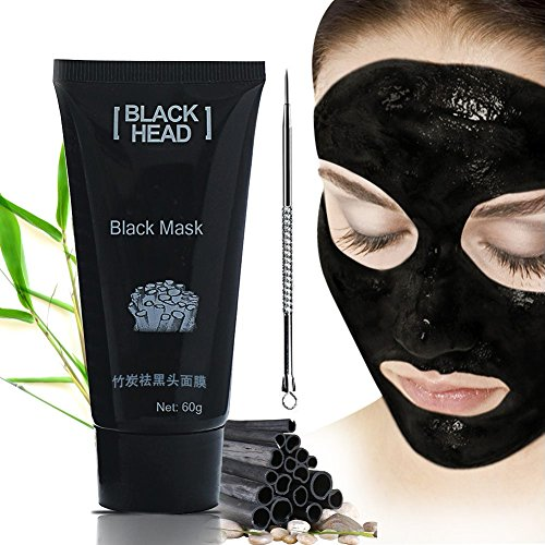 Bamboo Charcoal Blackhead Mud Mask