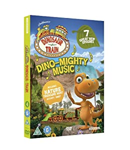 Dinosaur Train: Dino-Mighty Music [DVD]