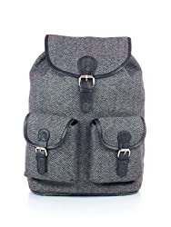 Shaun Design (Bb3009P) Womens Shoulder Bag -Black & Grey