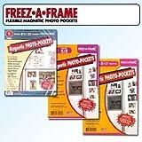Freez A Frame Magnet Frame Bundle of 4x6, 5x7 & 8.5x11 Frames