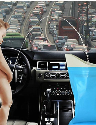 dzxgj® uso auto deodorante unisex monouso urina uso di corsa all'aperto borsa vomito borse ammalate (4 pc / lotto) WC miniatura