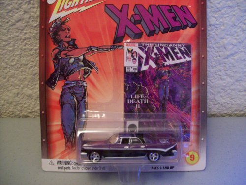 Johnny Lightning X-Men Life Death II by Marvel - 1