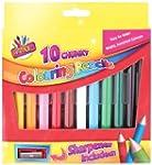 Artbox 1/2 Size Chunky Colouring Penc...