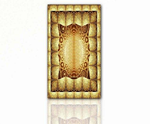 WAHNSINN !!! rot schwarzes Wandbild (skaribal2_50x100cm) Collage Muster Design Bild brillant zeitlos orginell PAUL SINUS Bild xxl günstig & modern Bild auf Leinwand und Keilrahmen, der aktuelle Deko Einrichtung modern! Wandbilder Modern Art Pics in hoher Qualität als original Kunstdruck - Motiv Foto als Bild. Günstig, modern und stilvoll - Qualität aus Deutschland