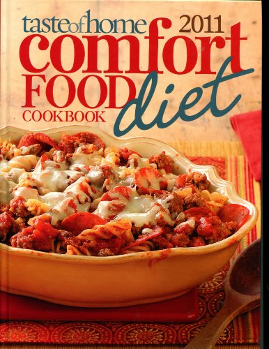taste of home comfort food diet cookbook 2011