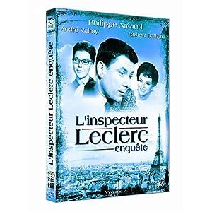 Inspecteur Leclerc Enquête Vol 4
