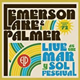 Live At The Mar Y Sol Festival '72 by Emerson Lake & Palmer (2011)