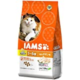 アイムス (IAMS) キャット インドア毛玉ケア 1-6歳用 うまみチキン味 1.8kg