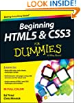 Beginning HTML5 and CSS3 For Dummies...