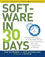 Software in 30 Days Front Cover