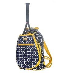 Buy Ame & Lulu Canary Tennis Backpack by Ame & Lulu