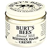 Burt's Bees Hand Crème - Almond Milk Beeswax (2 oz / 55 g) - Burt26000-11
